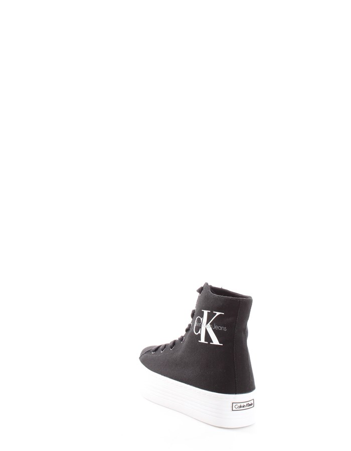 Calvin Klein shoes High Sneakers Black