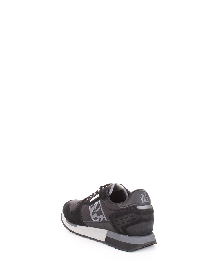Napapijri shoes Sneakers Black