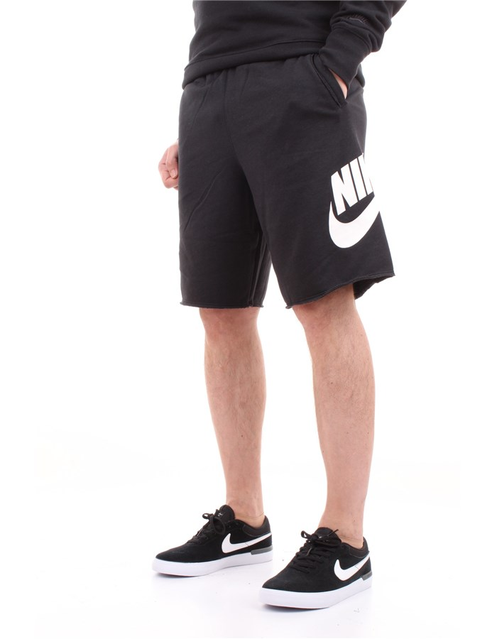 Nike Bermuda shorts Black