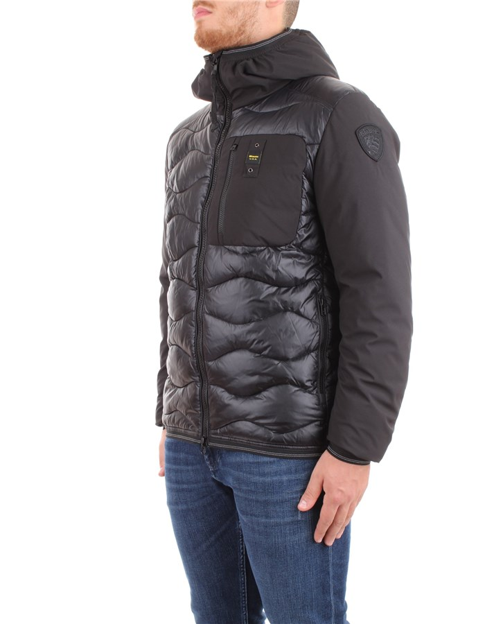 Blauer Jacket Black