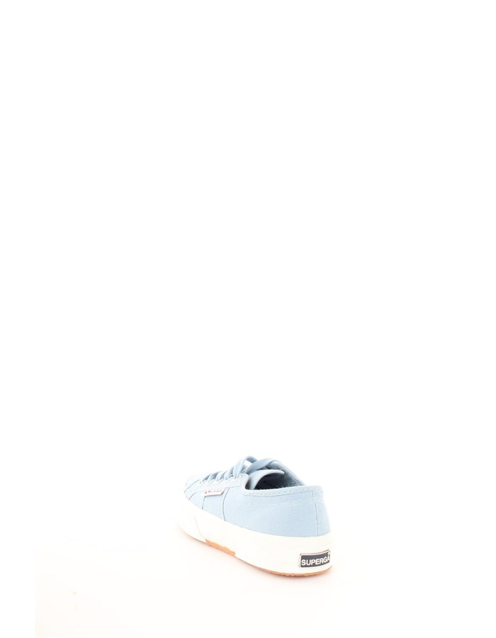 SUPERGA Sneakers Light blue