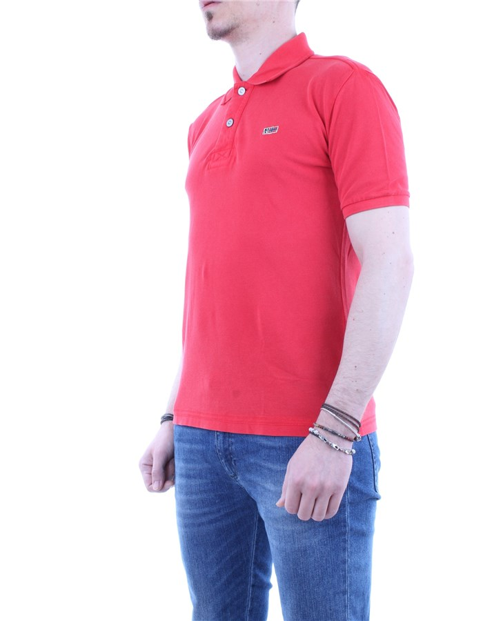 Napapijri Polo shirt Red