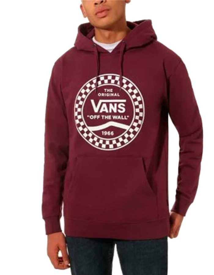 Vans Sweatshirt Bordeaux