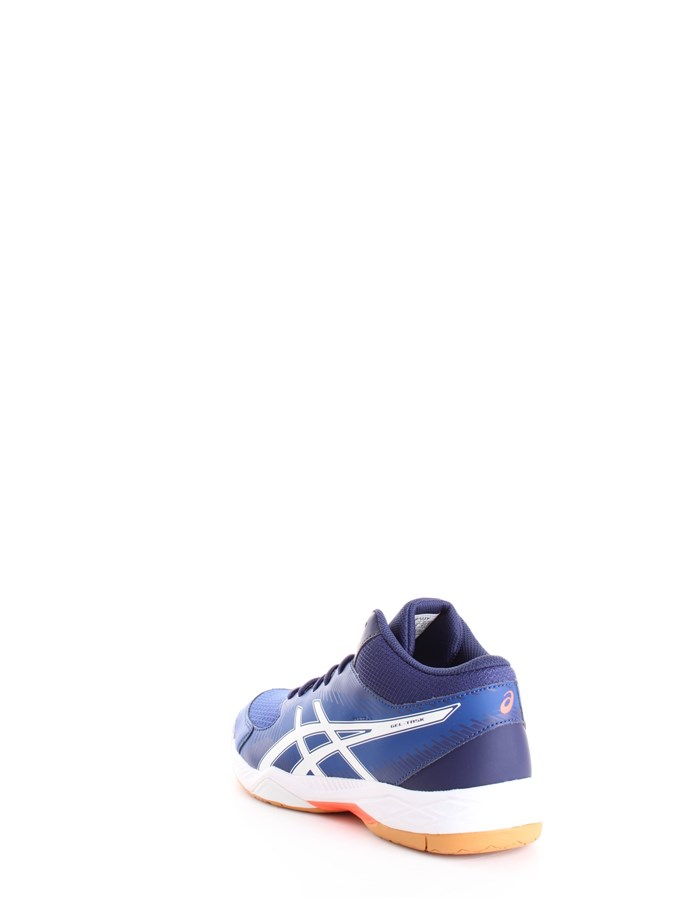 Asics Volleyball shoes Blue