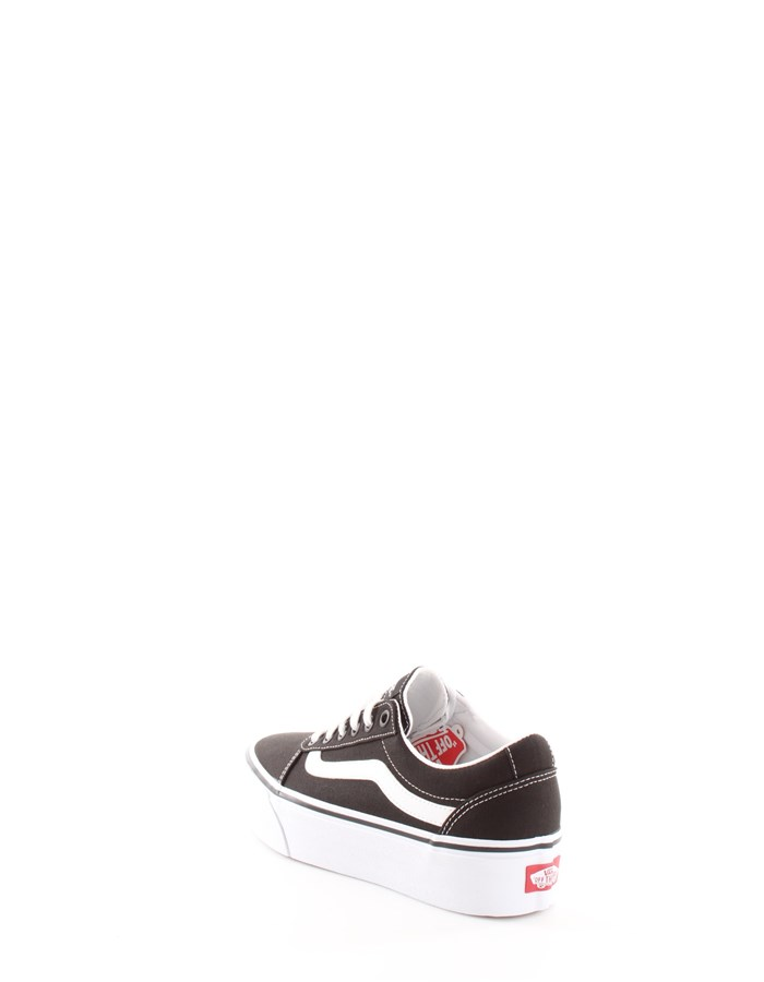 Vans Low Sneakers Black