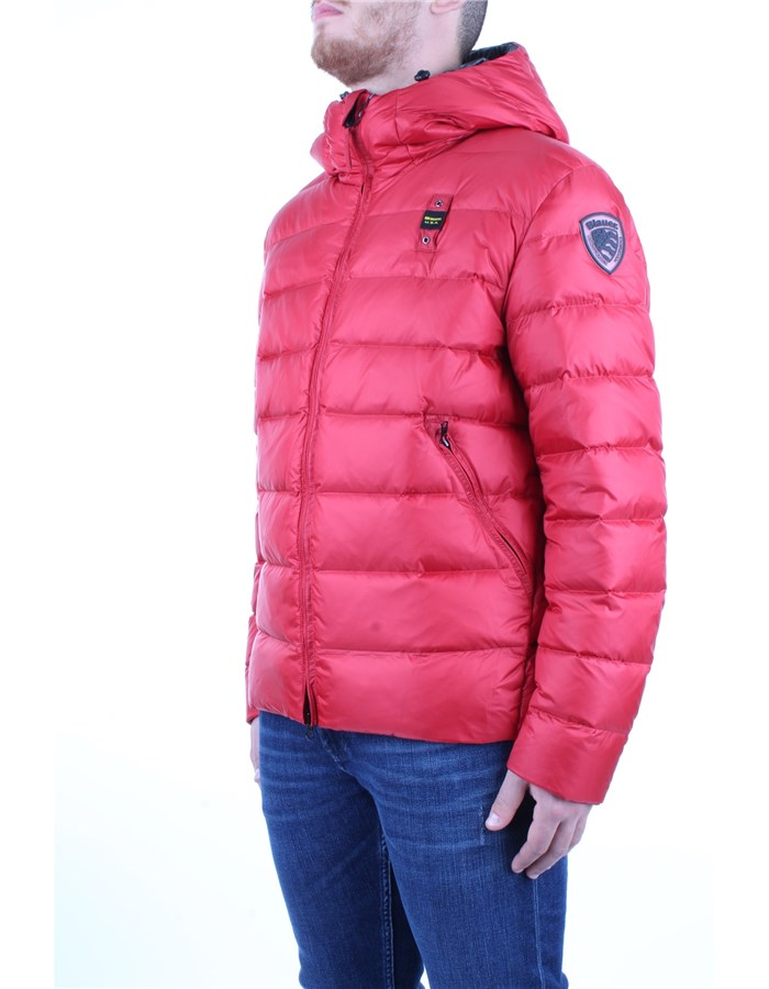 Blauer Jacket Red