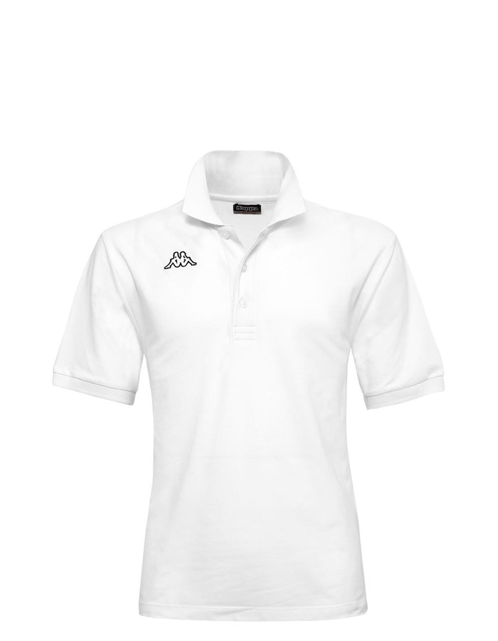 Kappa Polo  White
