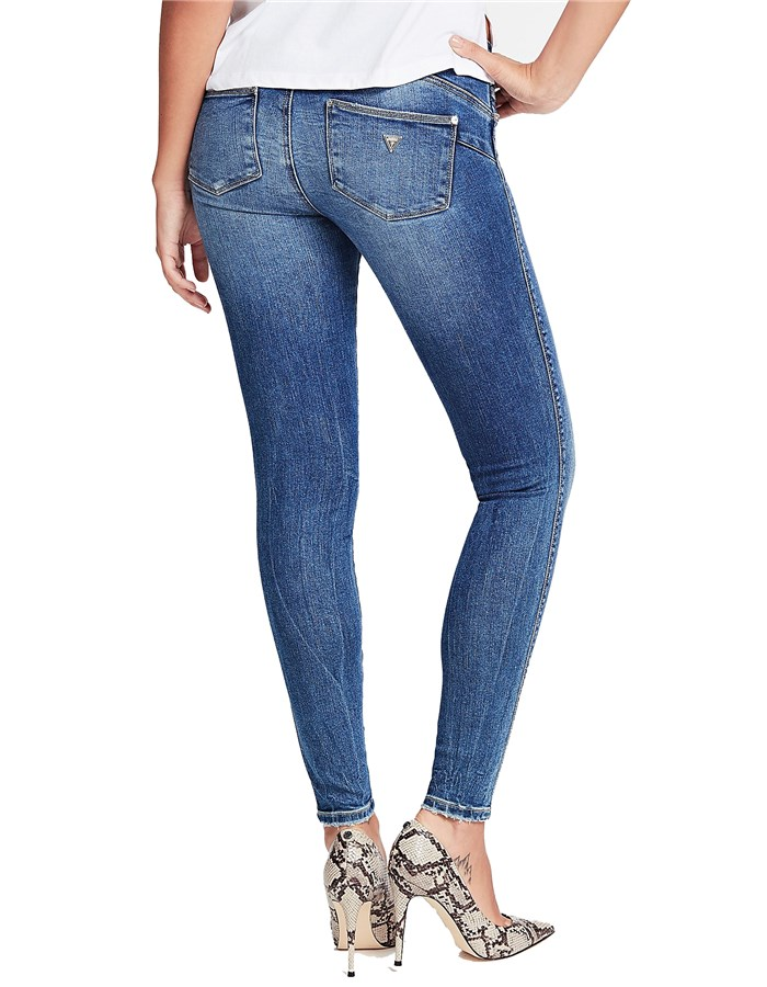 Guess Jeans Skinny Blue