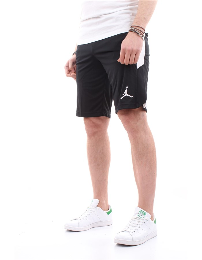 JORDAN Bermuda shorts Black