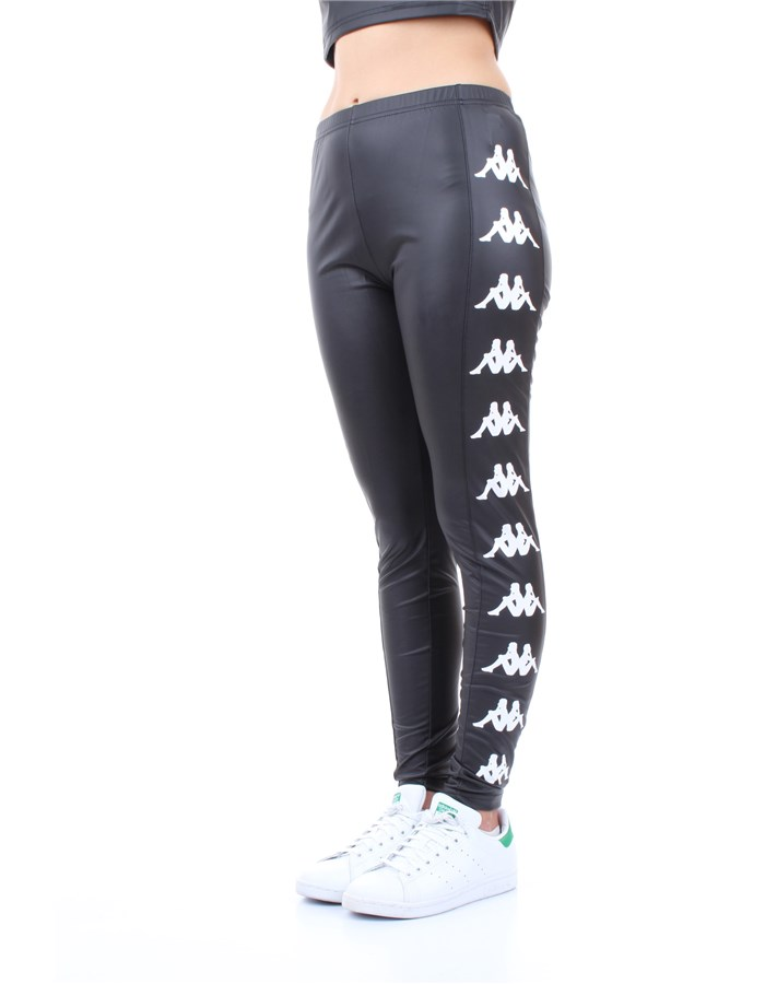 Kappa Leggings Black