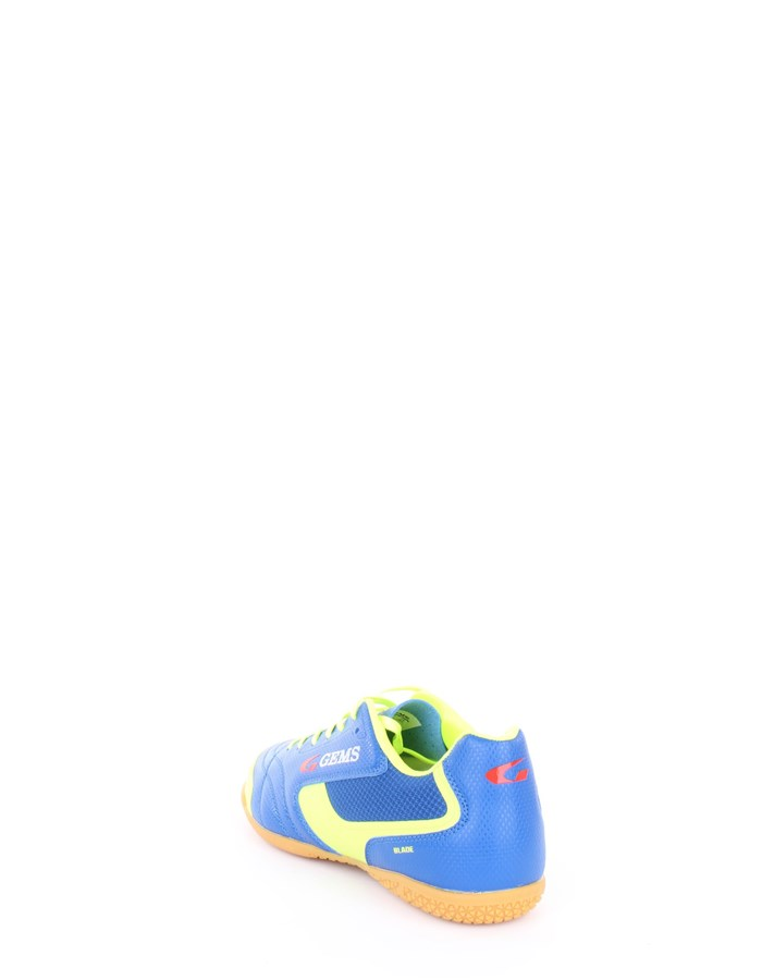 Gems Futsal shoes Blue