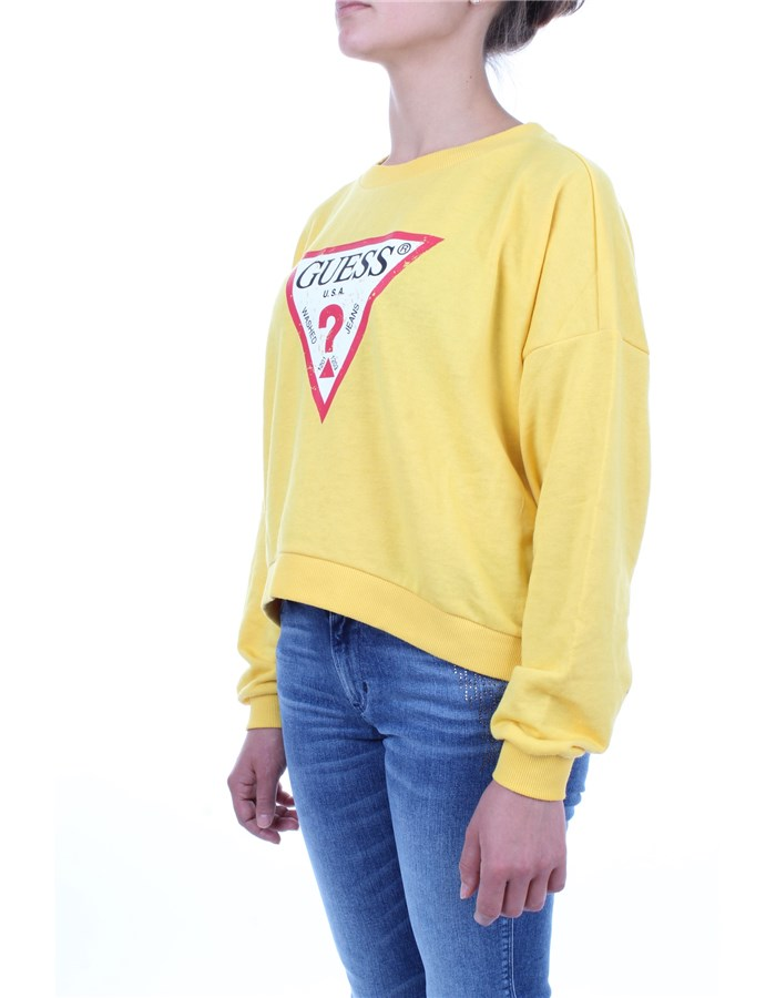 Guess Jeans Sweat Yellow