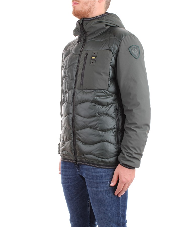 Blauer Jacket Green