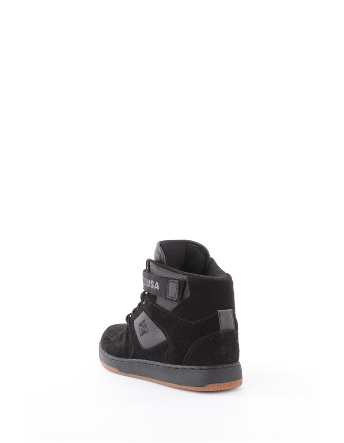 DC Shoes Sneakers BL0-black