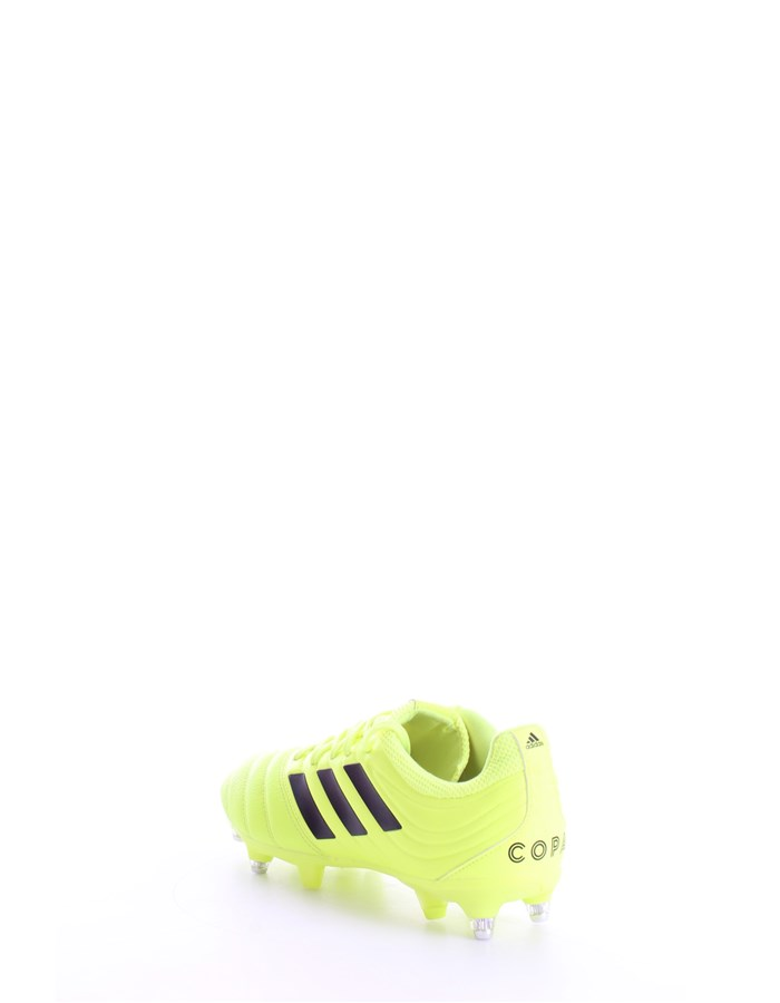 ADIDAS Football boots Yellow