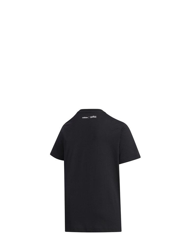 ADIDAS Short Sleeve T-shirt Black