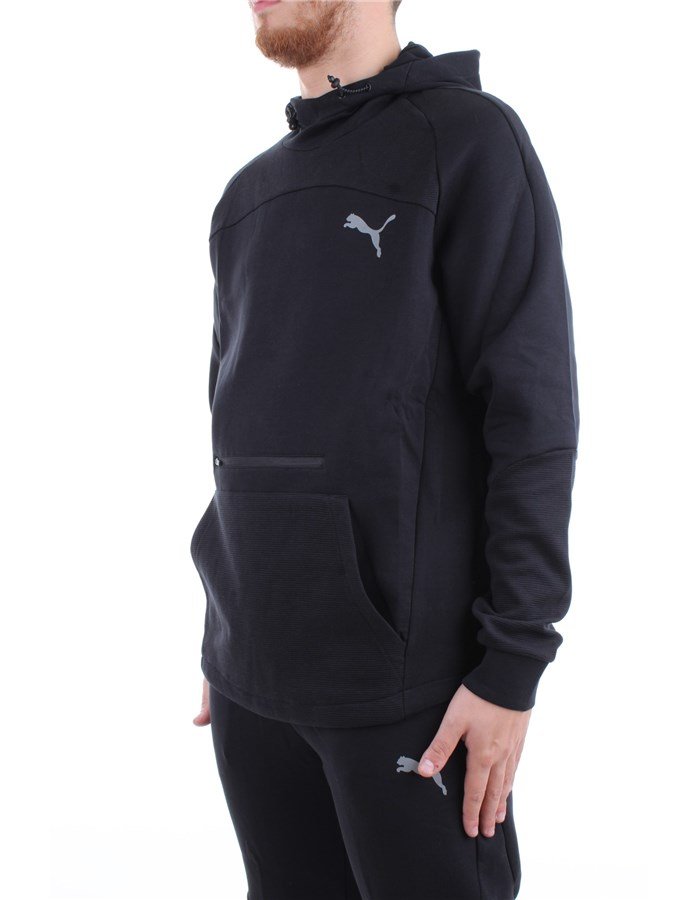 Puma Sweatshirt Black