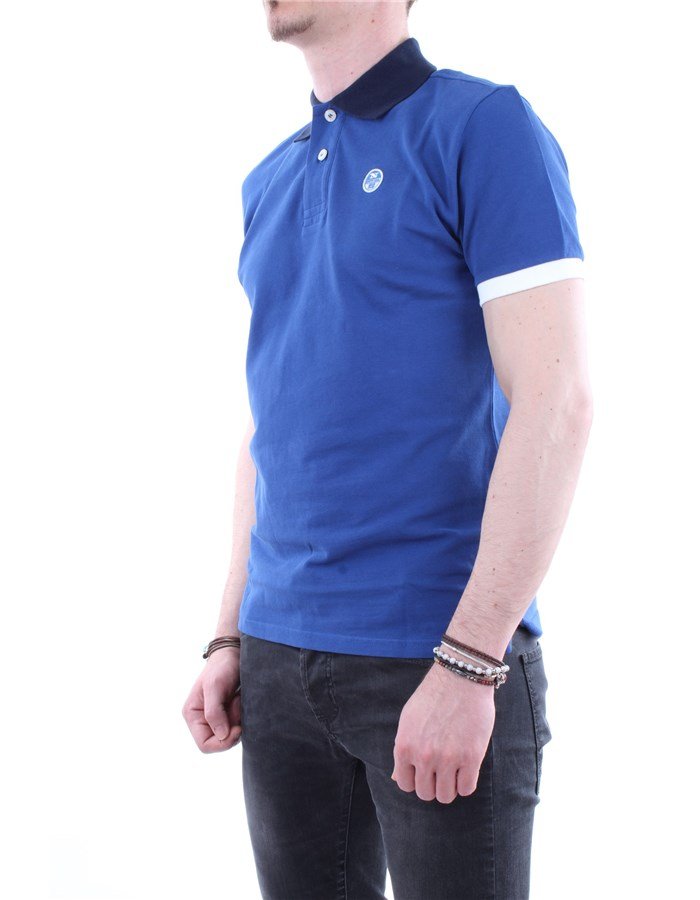 North Sails Polo shirt Blue