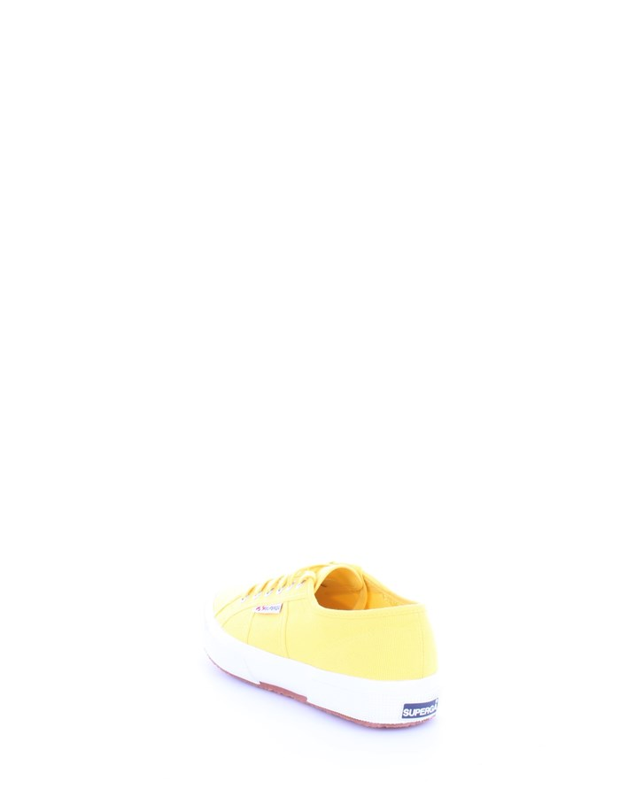 SUPERGA Sneakers Yellow