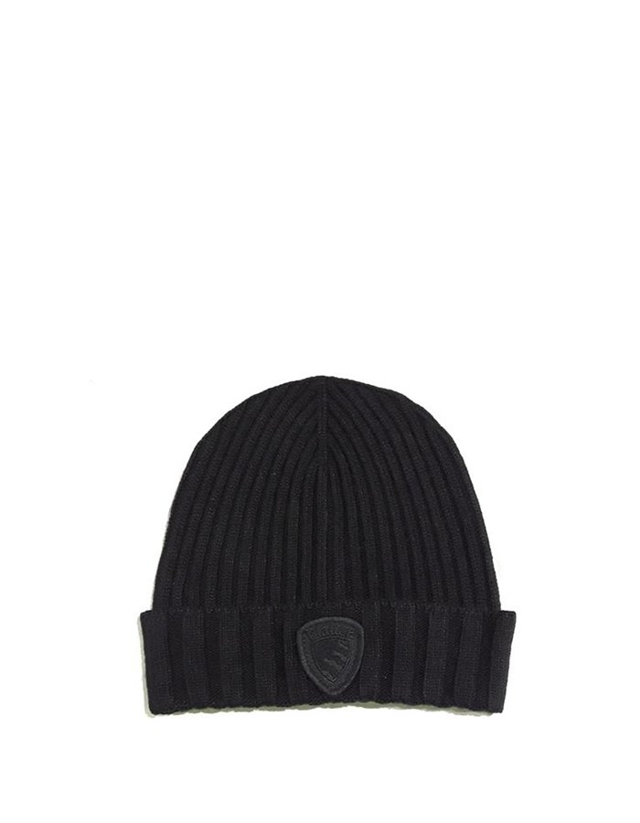 Blauer Hat Black