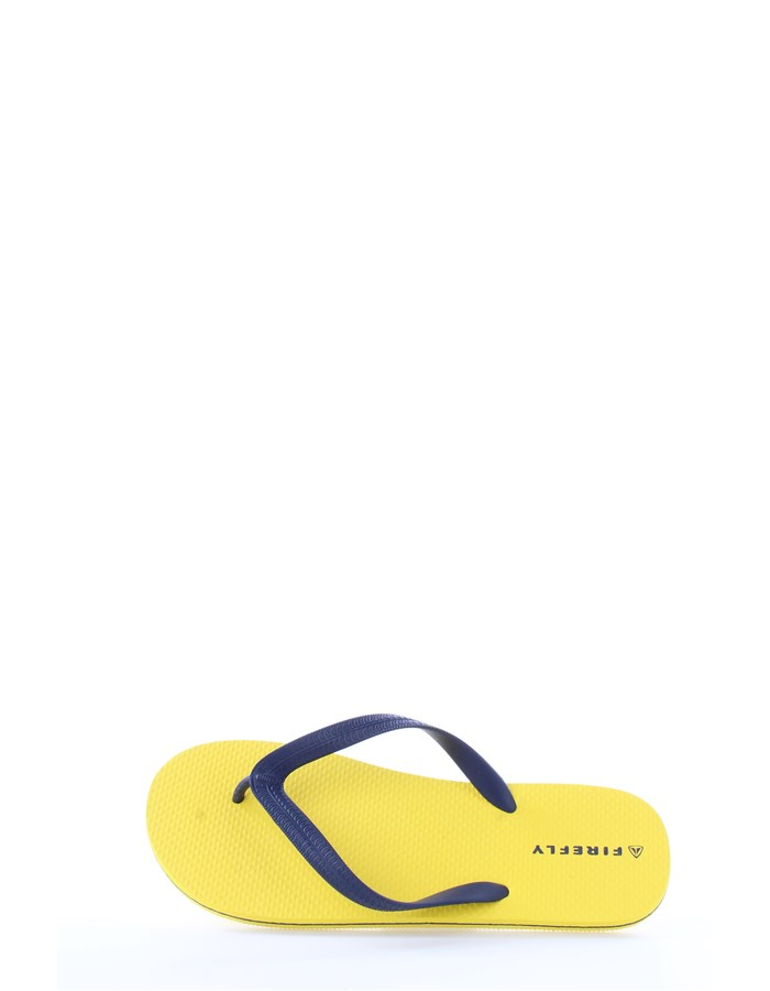 Firefly slippers Yellow