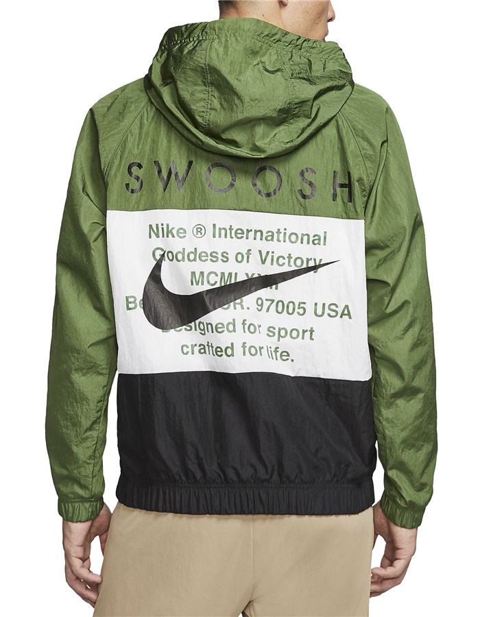 Nike Windbreakers Black