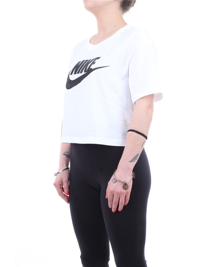 Nike Short Sleeve T-shirt White