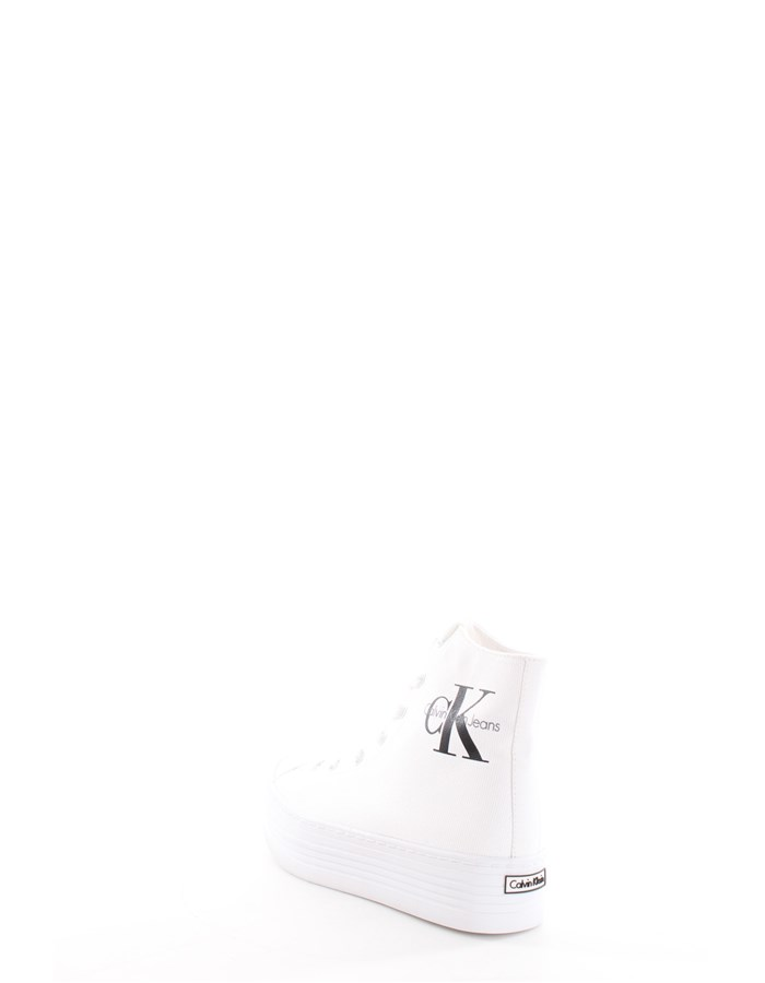 Calvin Klein shoes High Sneakers White