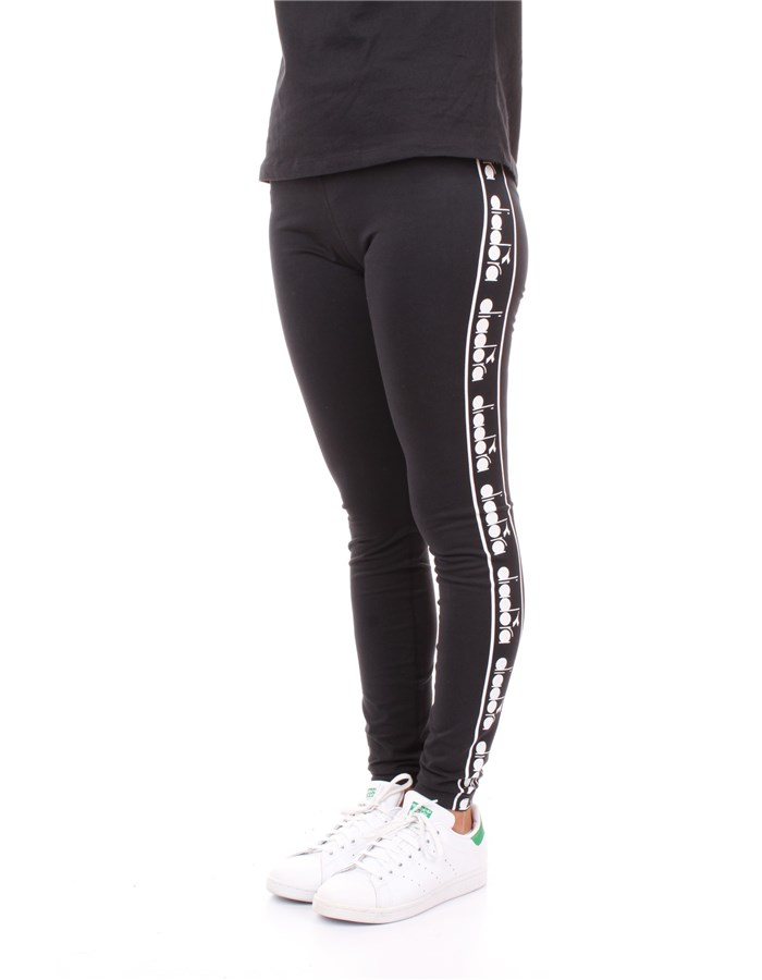 Diadora Leggings Black