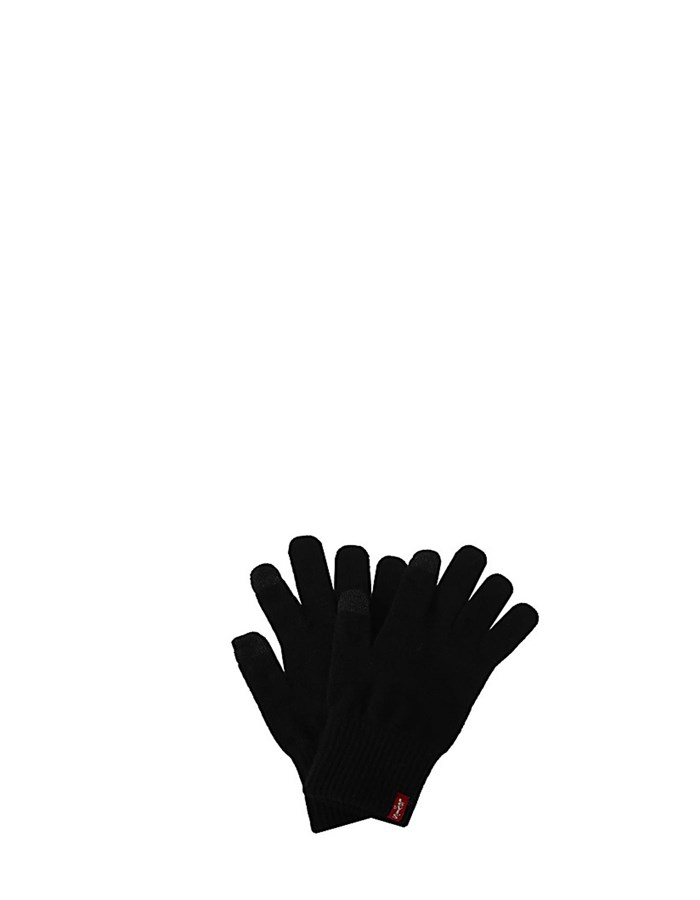 Levi's Gloves Black
