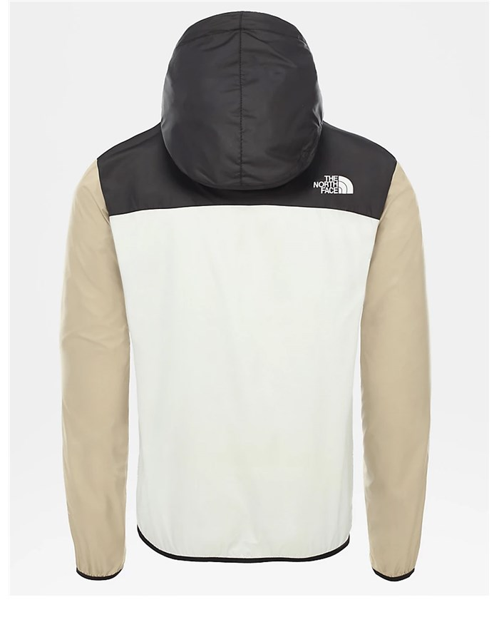 The North Face Windbreakers Grey
