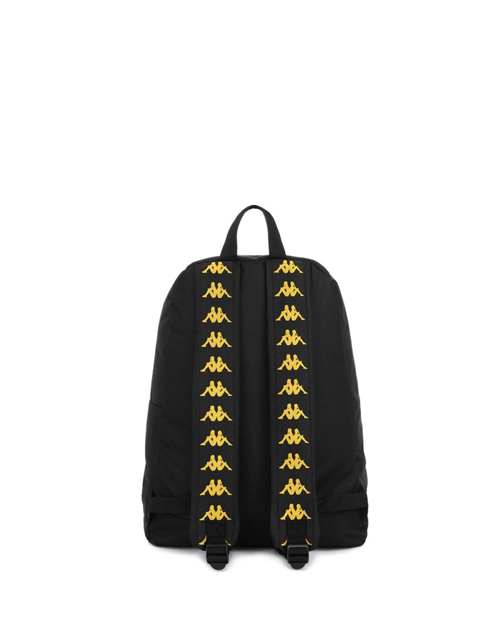 Kappa Backpack Black