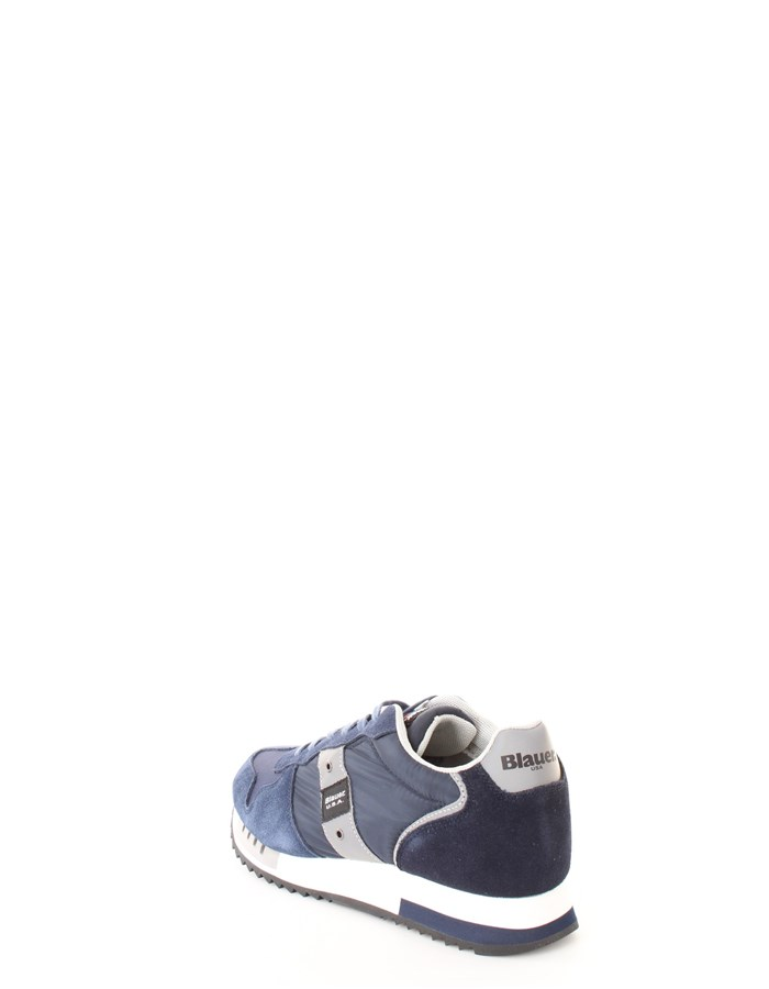 Blauer Shoes Low Sneakers Blue