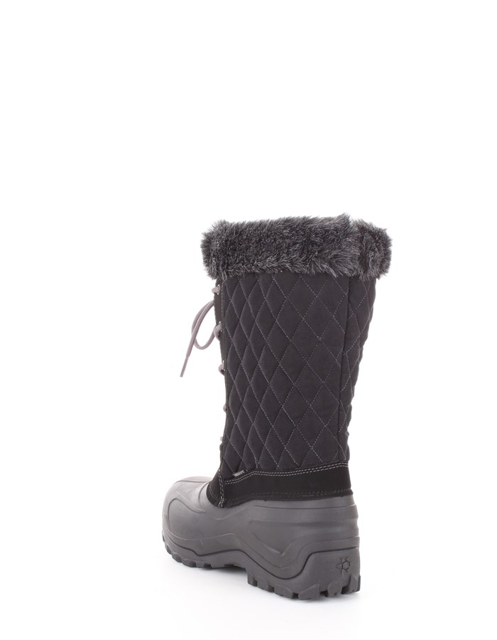 MCKINLEY Snow boots Black