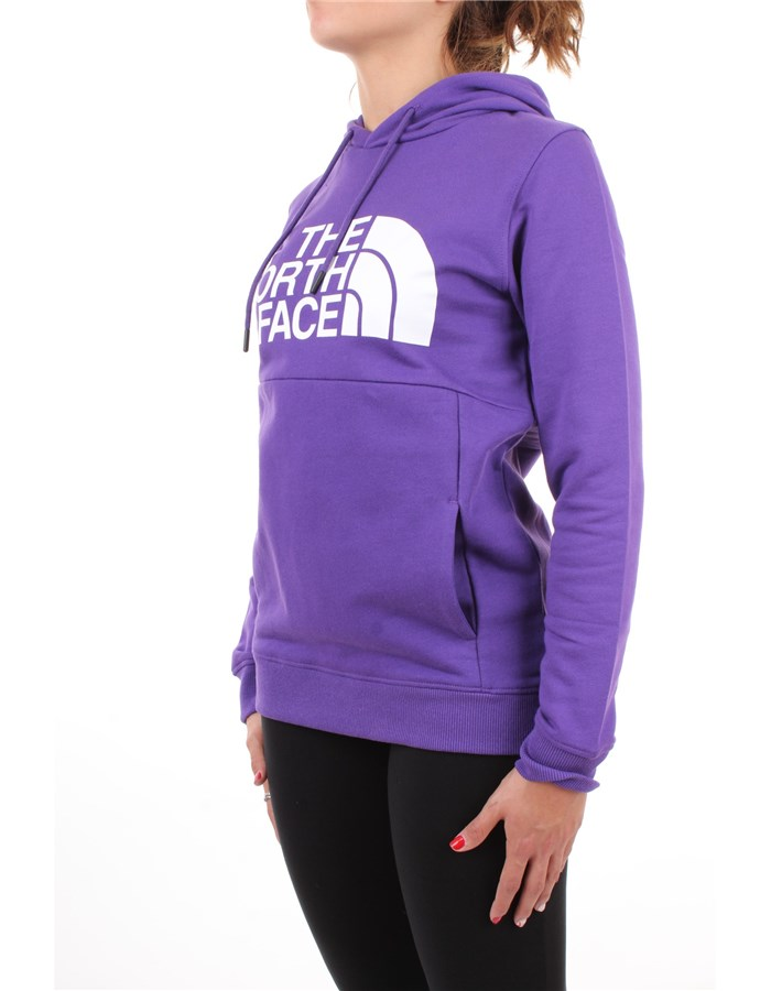 The North Face Sweatshirt Violet