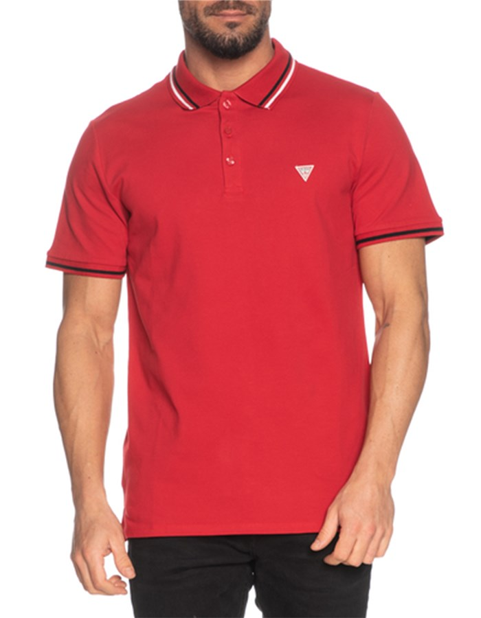 Short-sleeved polo shirt Guess Jeans