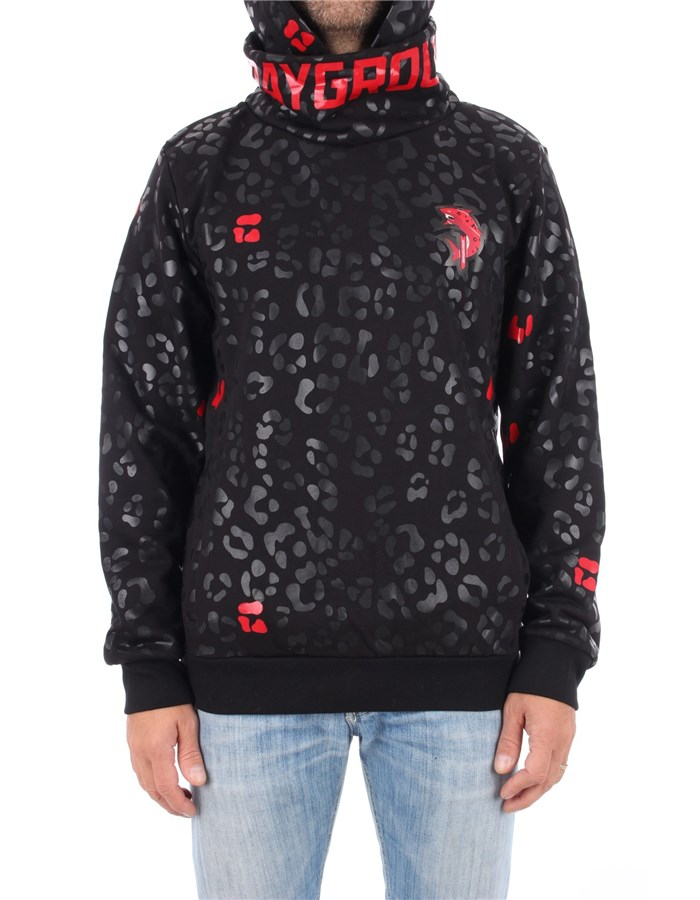 SPRAYGROUND Sweatshirt Black