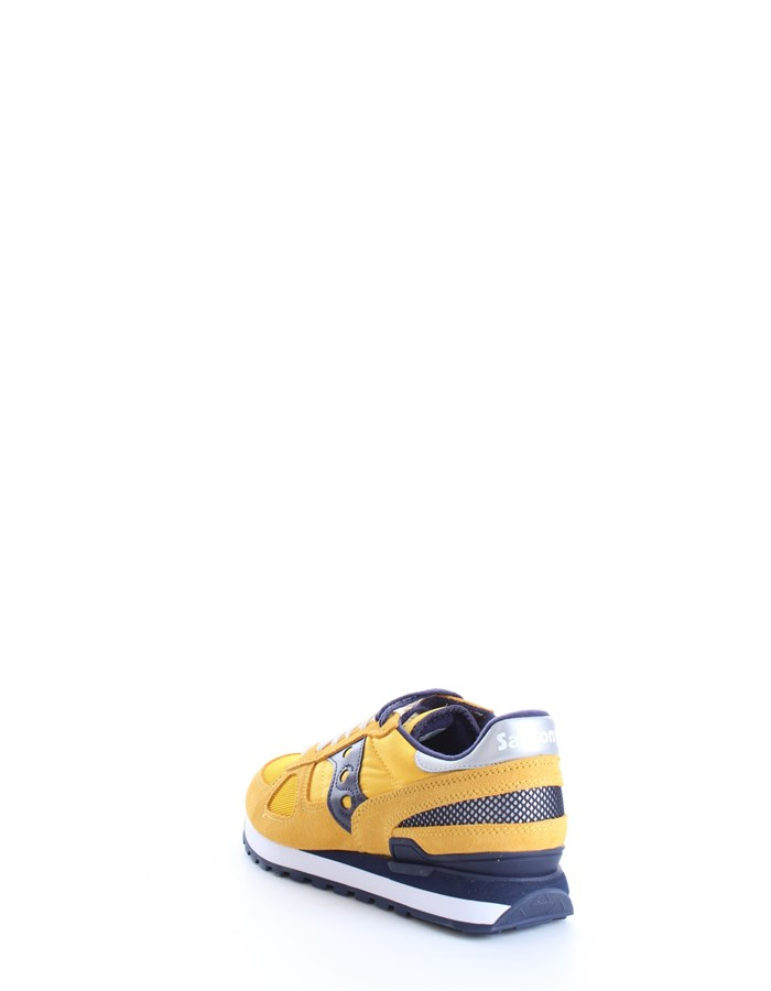 Saucony Originals Sneakers Yellow