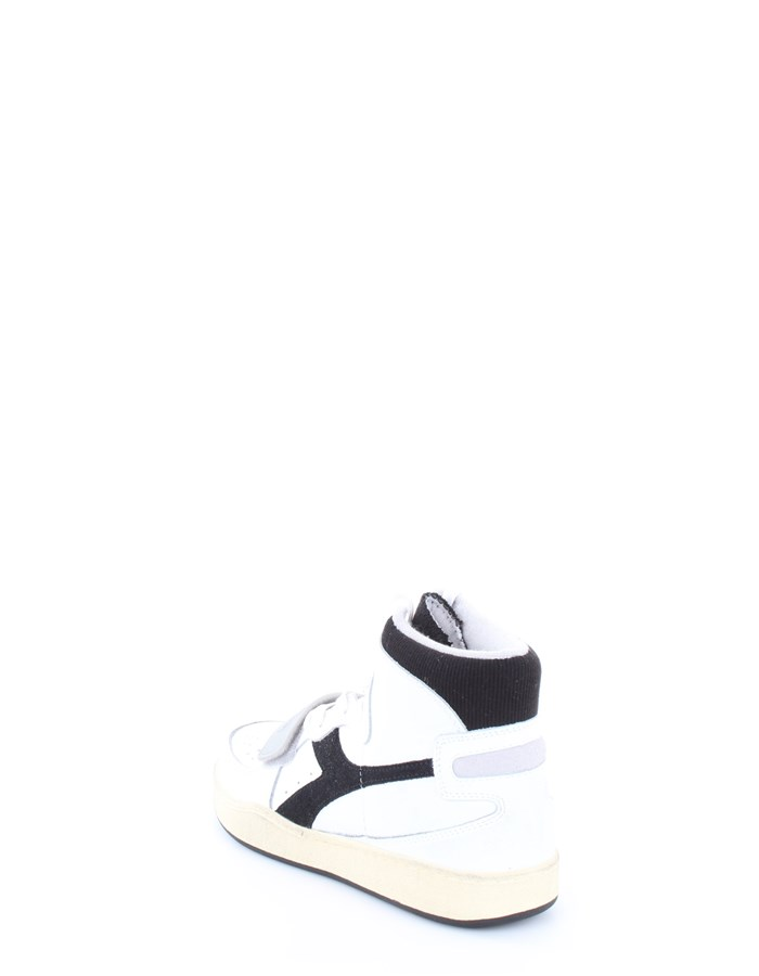 Diadora Sneakers C0351-white-black