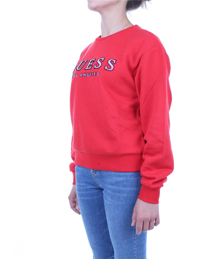 Guess Jeans Sweat Red
