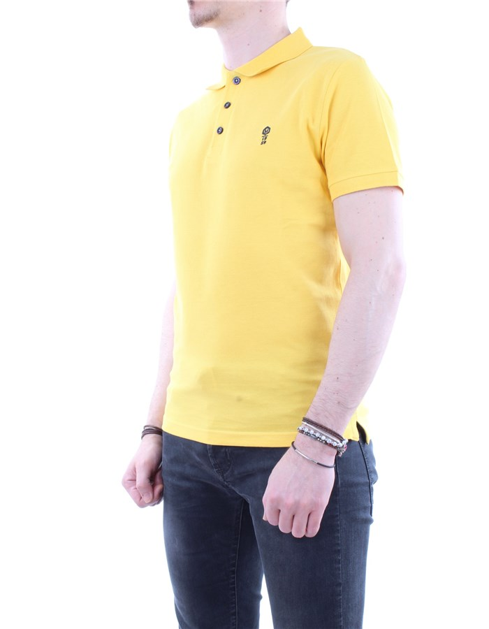 Markup Polo shirt Yellow