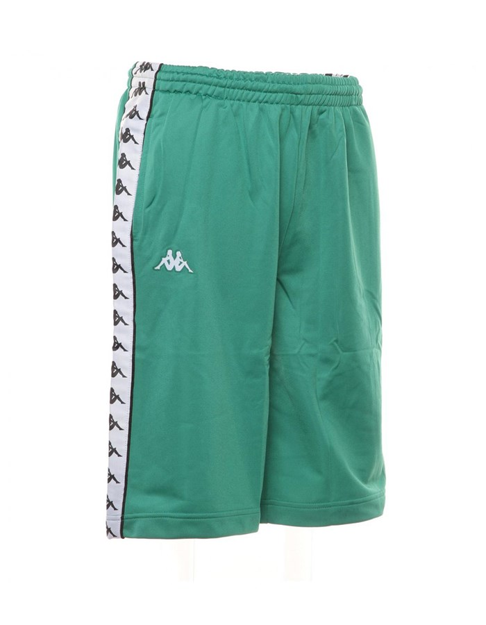 Kappa Bermuda shorts Green