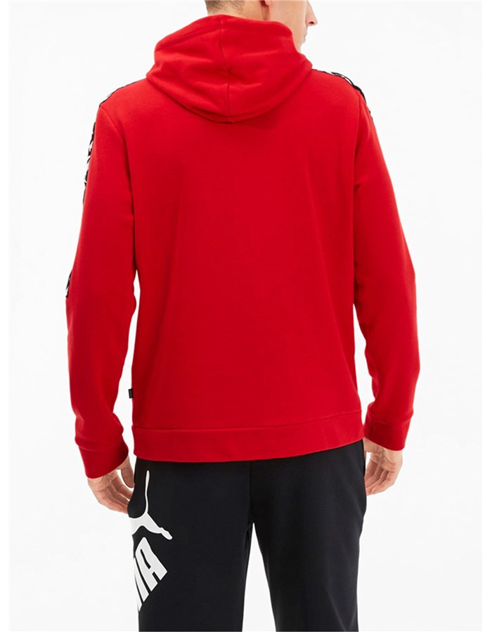 Puma Hooded Red