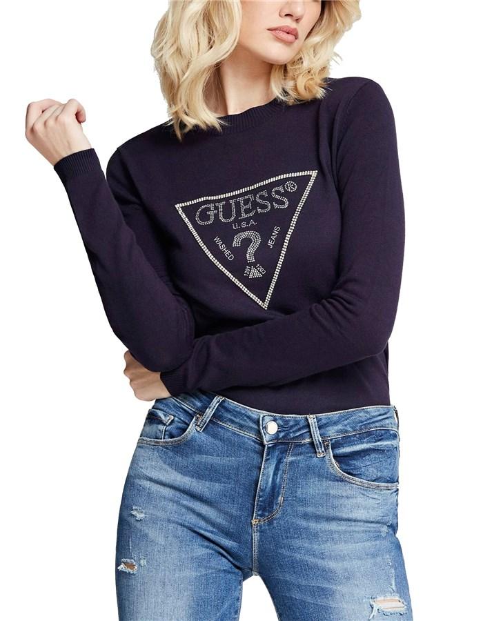 Crewneck Sweaters Guess Jeans