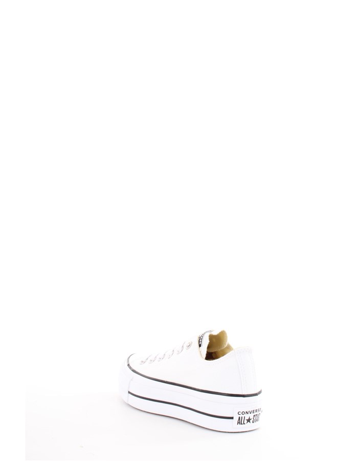 Converse Wedge Sneakers White