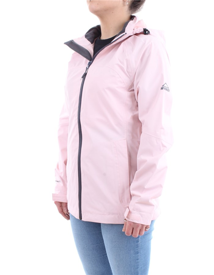 MCKINLEY Jacket Rose