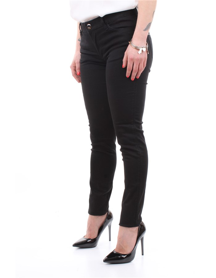 Guess Jeans Trousers Black