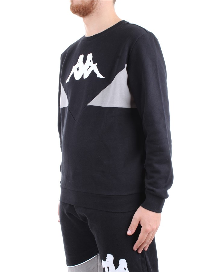 Kappa Sweat Black