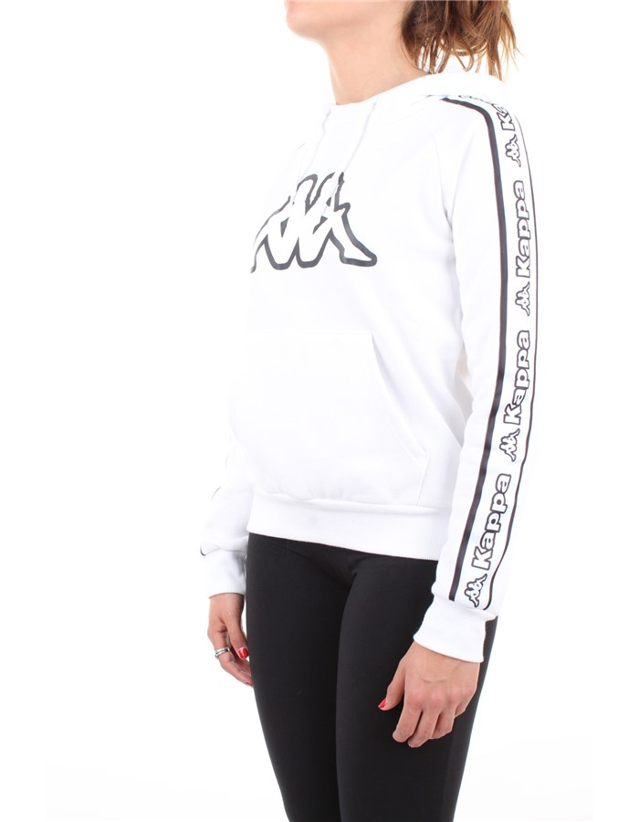 Kappa Sweatshirt White