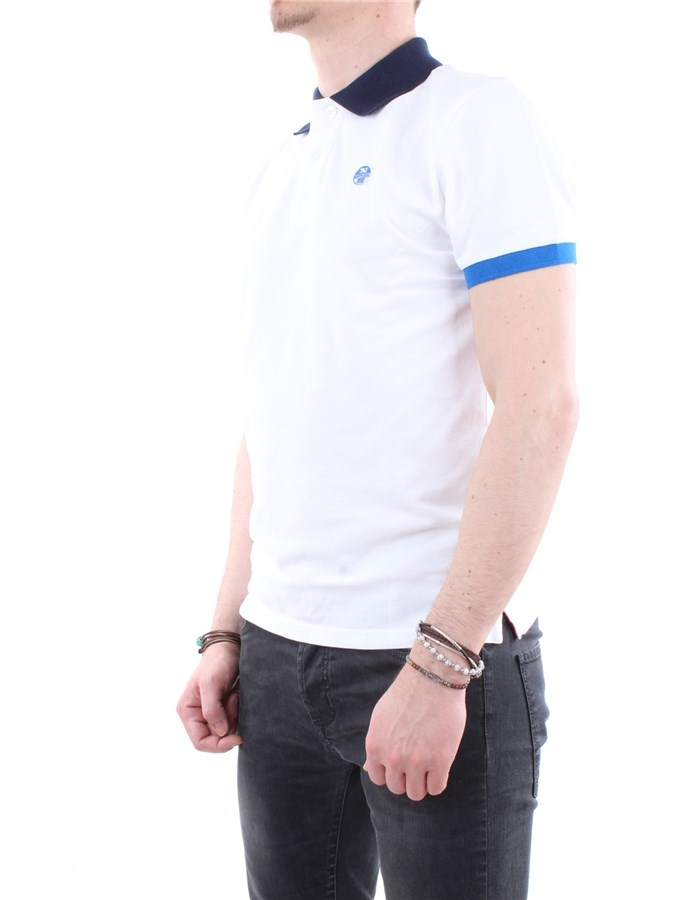 North Sails Polo shirt White
